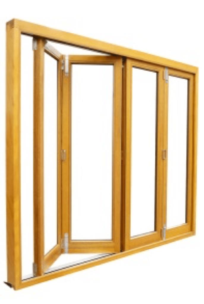 folding sliding door - 1